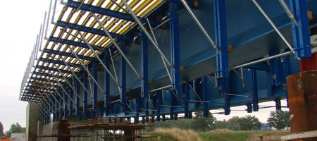 sbi brückenbau stahlverbundbrücken brücke lü 5 450